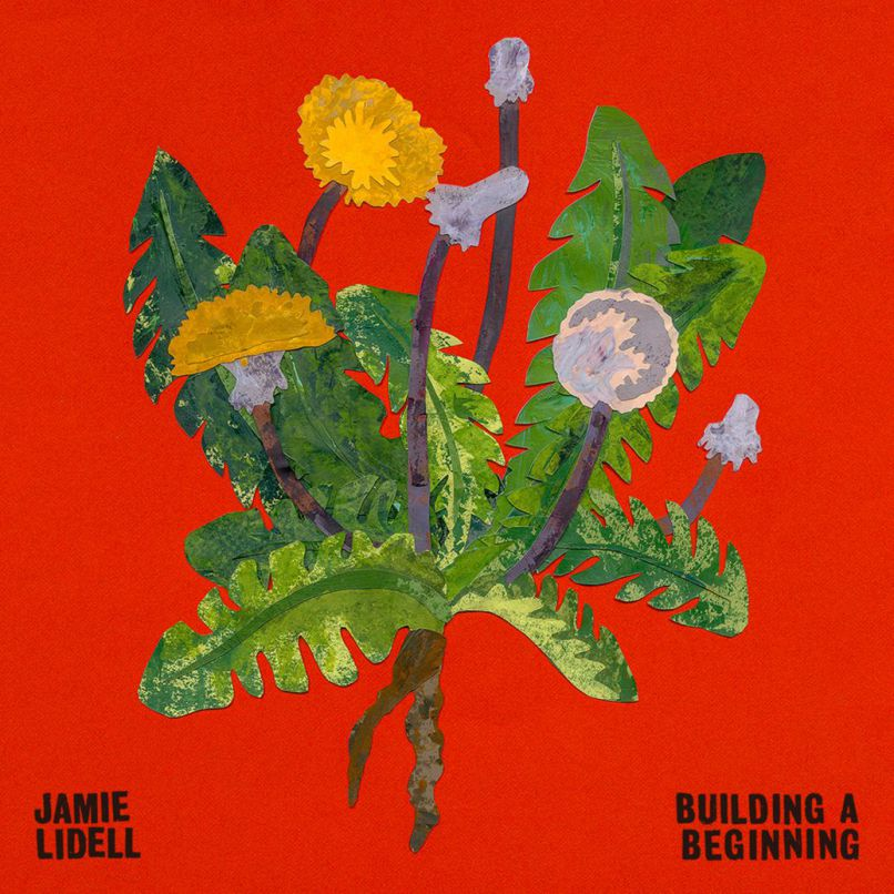 "Jamie Lidell – ""Building A Beginning"""