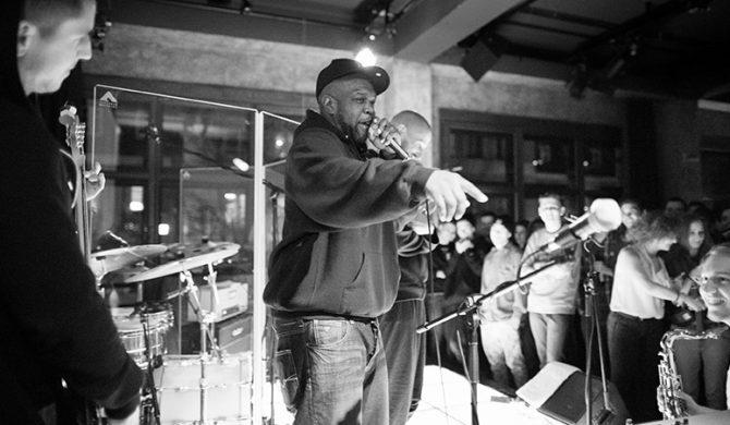 Jazzowe interpretacje (nie tylko polskiego) hip-hopu