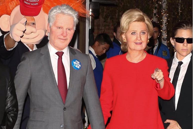 Katy Perry jako Hillary Clinton i inni – halloweenowe stroje gwiazd