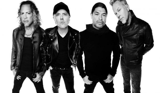 Metallica udostępniła darmowy album