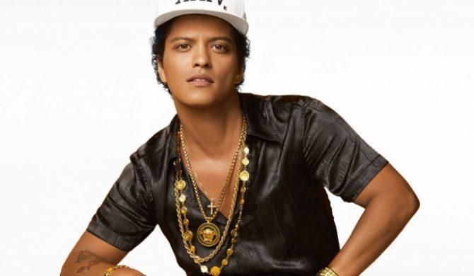 Pożar na koncercie Bruno Marsa