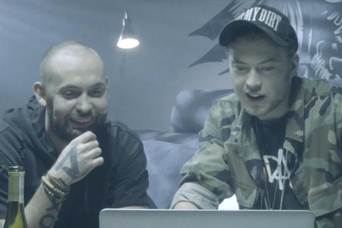 """VNM – """"Zmiana"""" – pierwszy klip promujący """"Halflajf"""""""