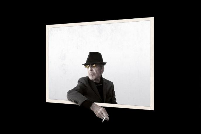 Leonard Cohen nie żyje