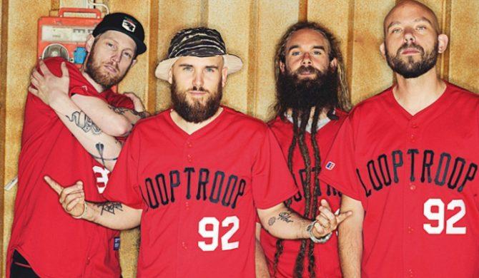 Looptroop Rockers na trzech koncertach w Polsce