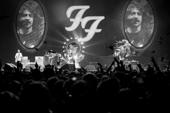Nowa płyta Foo Fighters? Jeszcze nie teraz