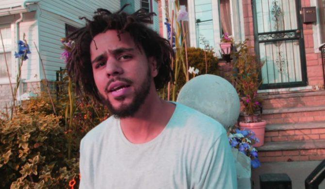 J. Cole potwierdza prace nad nową płytą
