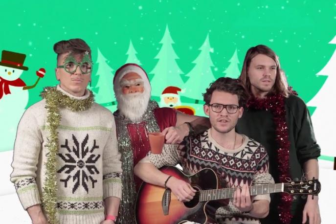 """BeMy ze świąteczną piosenką """"Christmas Time"""""""