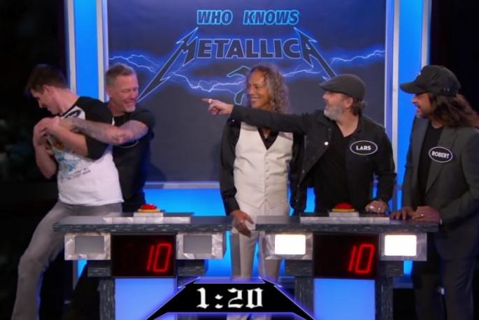 Metallica czy superfan – kto wie więcej o zespole?