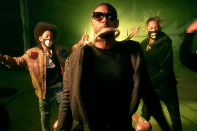 Gucci Mane i Usher w nowym teledysku Chrisa Browna