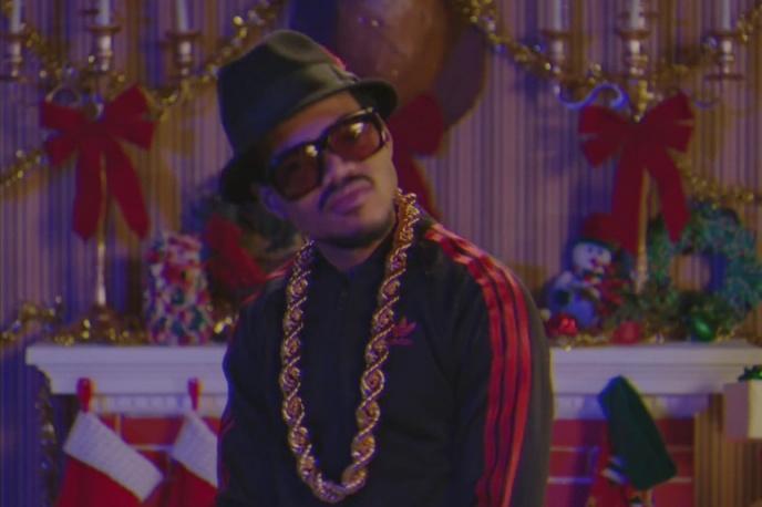Chance The Rapper parodiuje Run-DMC (wideo)