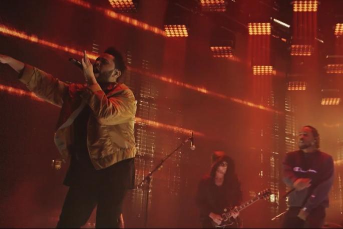 """The Weeknd na żywo dla VEVO. W """"Sidewalks"""" gościnnie Kendrick Lamar"""