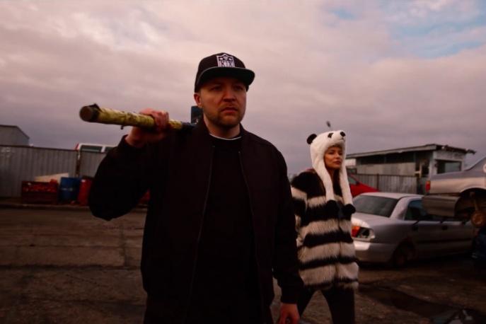 "Sher7ock – ""Czysty tlen"" feat. Białas, Paluch, Danny (wideo)"