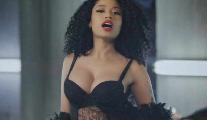 """Nicki Minaj zapowiada film z trasy """"The Pinkprint"""" (wideo)"""