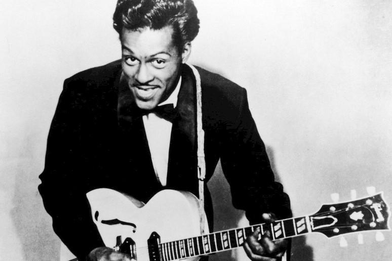 Chuck Berry nie żyje