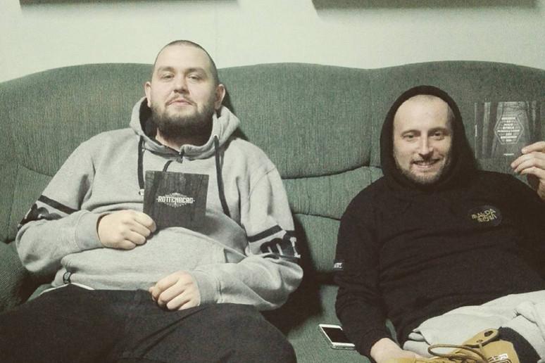 """Mielzky i Małpa o odbiorze EP-ki """"Rottenberg"""" (wideo)"""