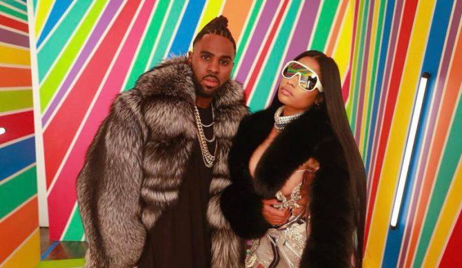 Nicki Minaj i Ty Dolla $ign w nowym klipie Jasona Derulo