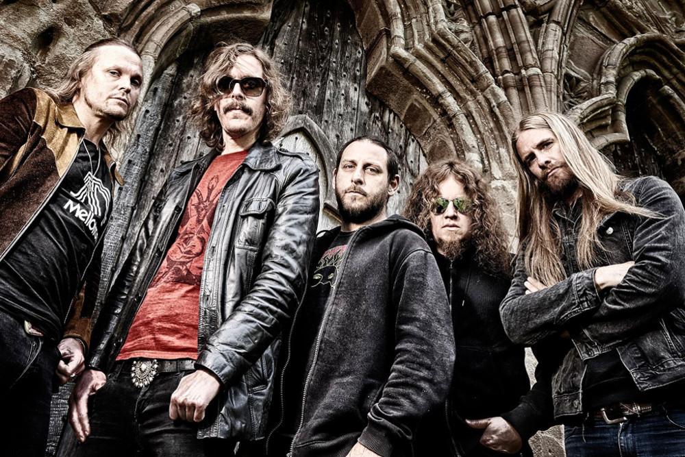 Opeth gwiazdą nowego polskiego festiwalu