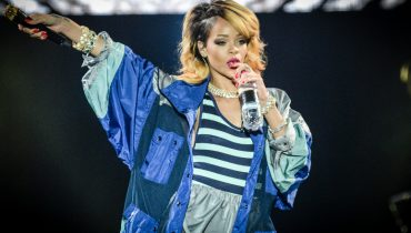 Rihanna łączy siły z założycielem Twittera w szczytnym celu