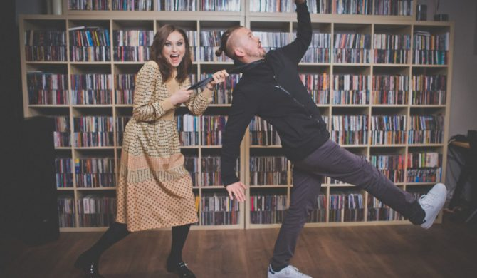The Interview: Albert Kowalczyk vs Sophie Ellis-Bextor