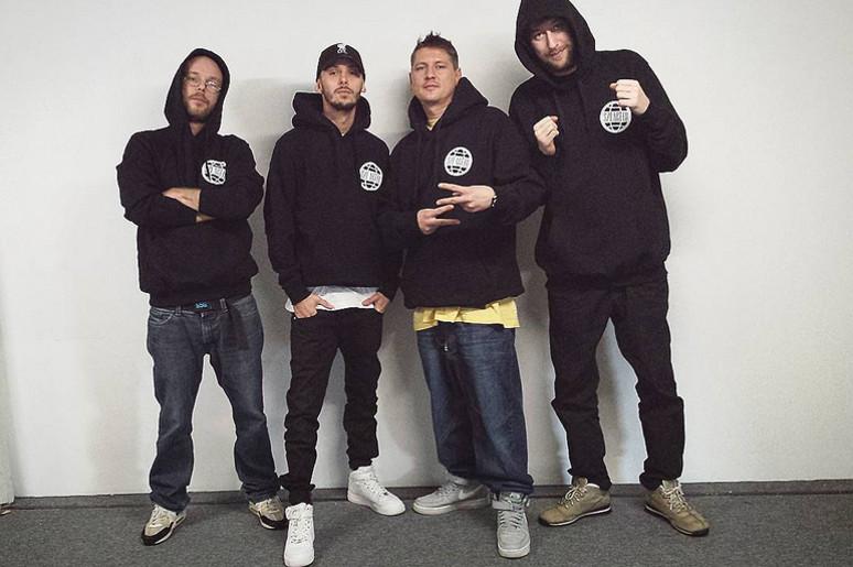 Pono, Hazzidy, Ero i Szczur nagrali wspólną płytę