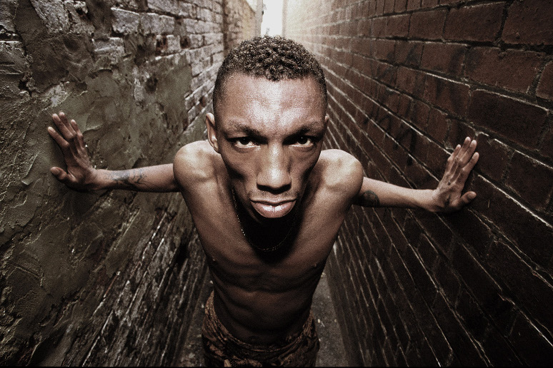"Tricky promuje ""Ghost in the Shell"""