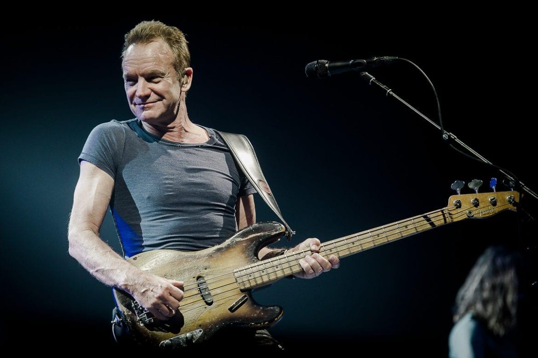 Poznaliśmy gościa specjalnego koncertu Stinga