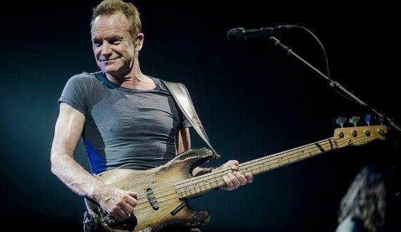 Sting: Lucid Dreams Juice WRLD'A to najlepszy cover Shape Of My Heart