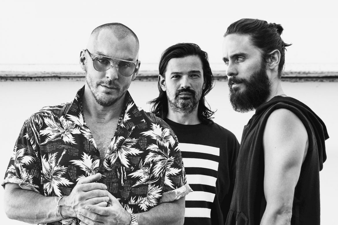 Nowy utwór Thirty Seconds To Mars