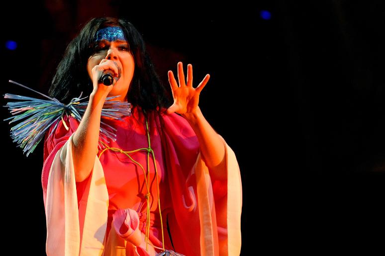 Album Björk jeszcze w tym roku. Posłuchaj pierwszego singla