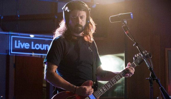 Foo Fighters z nowym singlem na żywo w BBC
