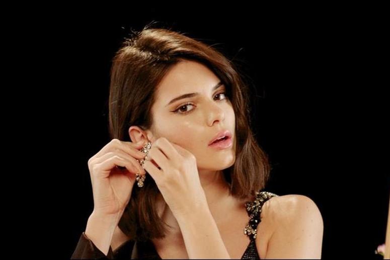 Kendall Jenner w nowym klipie Fergie