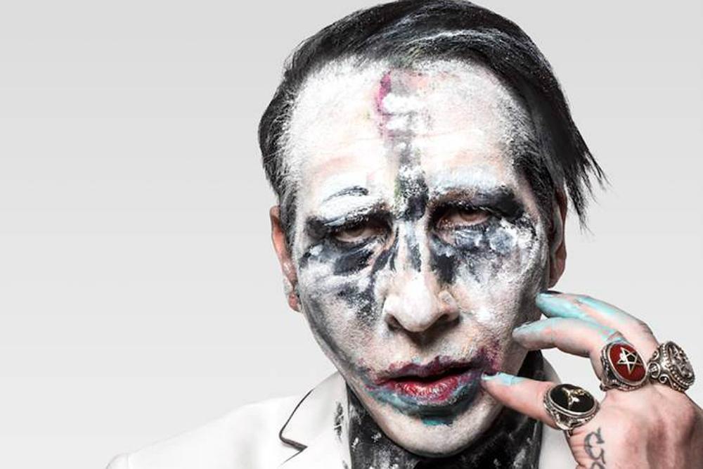 """Marilyn Manson i Johnny Depp w klipie do """"KILL4ME"""""""