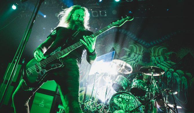Mastodon udostępnia premierowy utwór