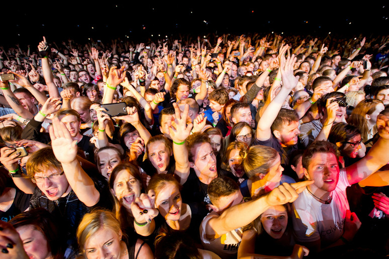 Pol'and'Rock Festival wzmacnia skład