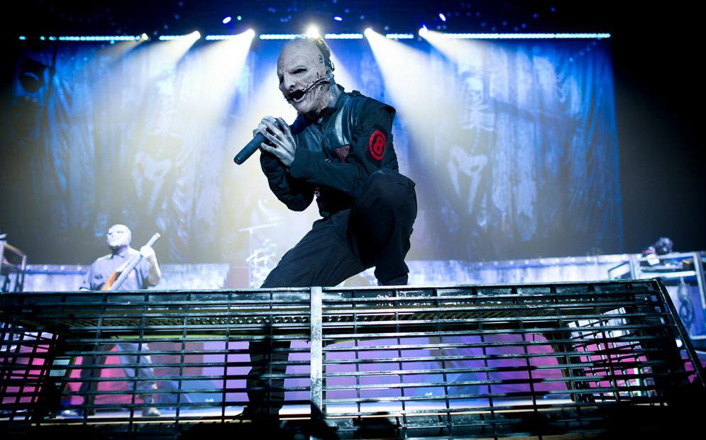 Wokalista Slipknot atakuje lidera Maroon 5 za stawianie rapu wyżej od rocka