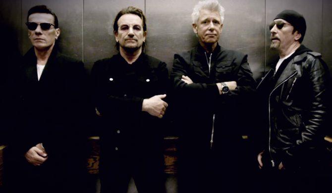 Nowa piosenka U2 (wideo)
