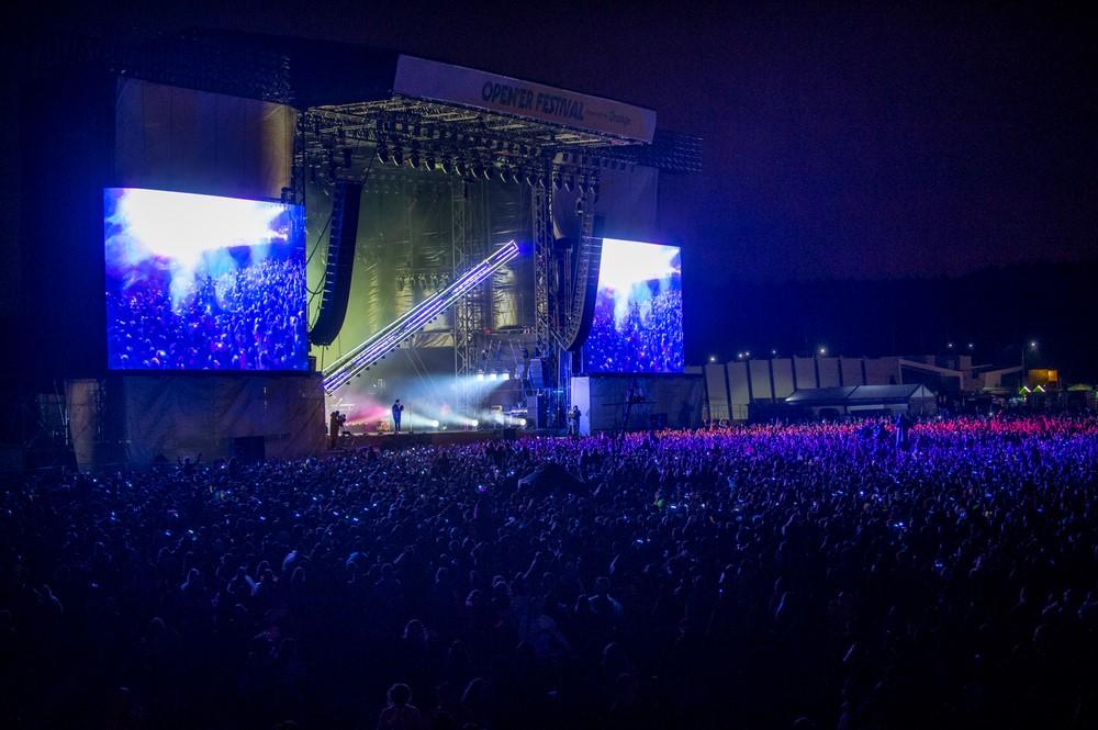 Open'er Festival z czwórką nowych gwiazd