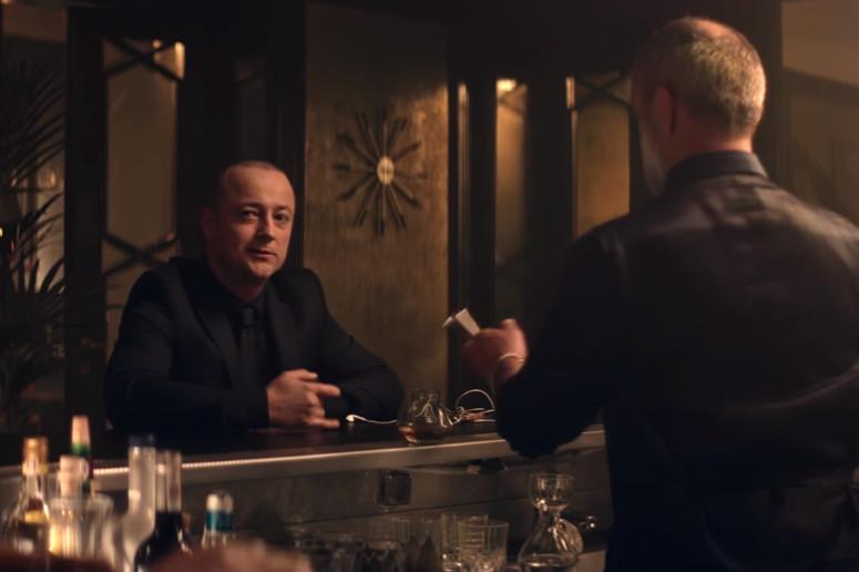 """Tede i Czesław Mozil w serialu """"Kropla prawdy"""""""