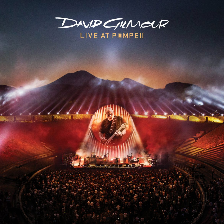 "David Gilmour – ""Live At Pompeii"""