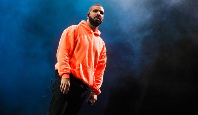 Drake w nowym singlu Chrisa Browna