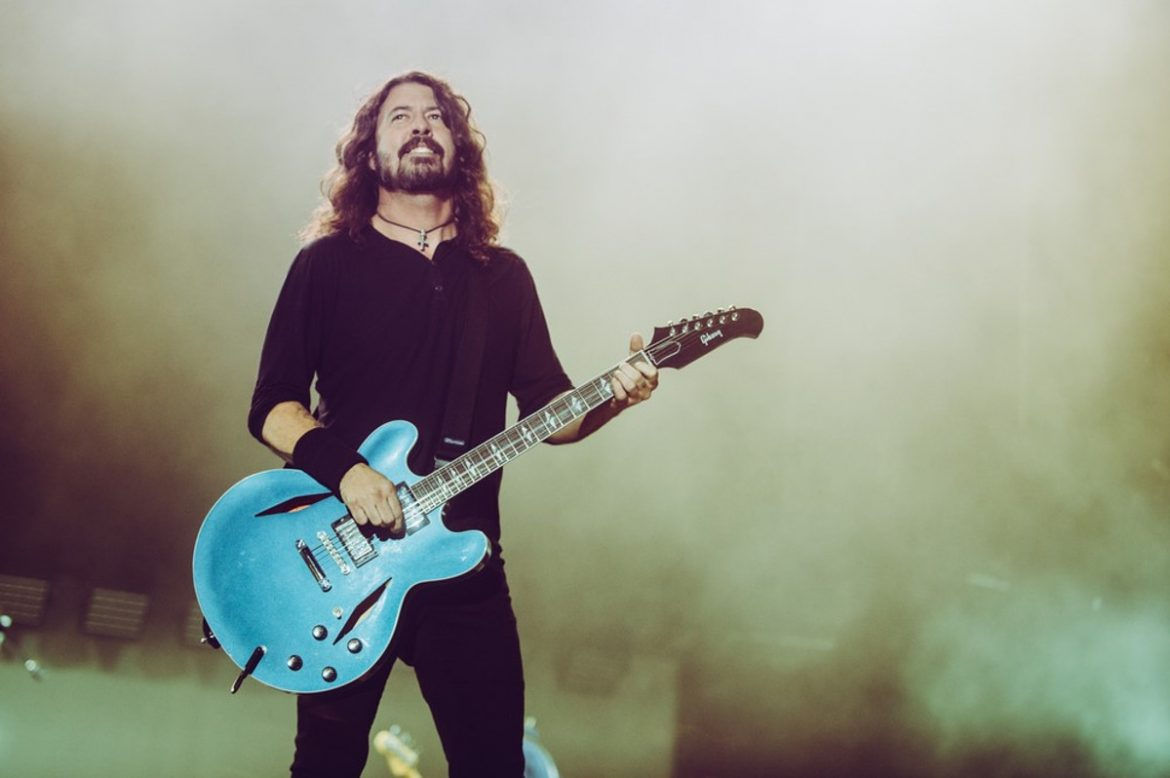 Foo Fighters, Liam Gallagher i Joe Perry razem na scenie