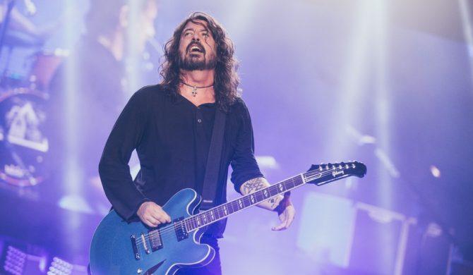 Dave Grohl nie gra koncertów, więc postanowił znaleźć sobie nowe zajęcie