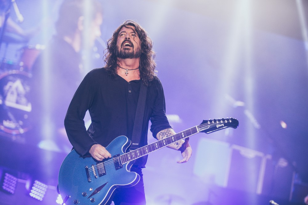 "Dave Grohl: ""Gucci Gang"" Lil Pumpa niczym piosenka Minor Threat?"