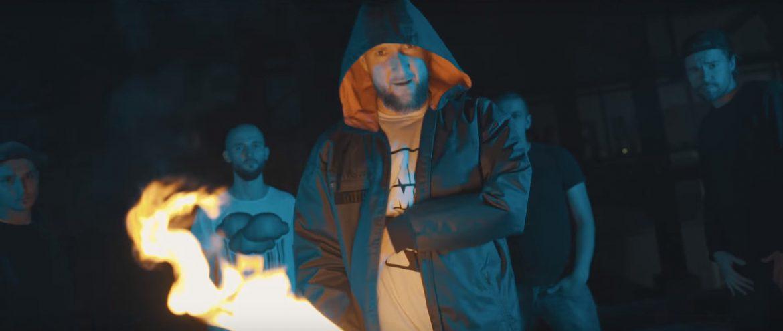 Jarecki i BRK w nowym klipie Grubsona