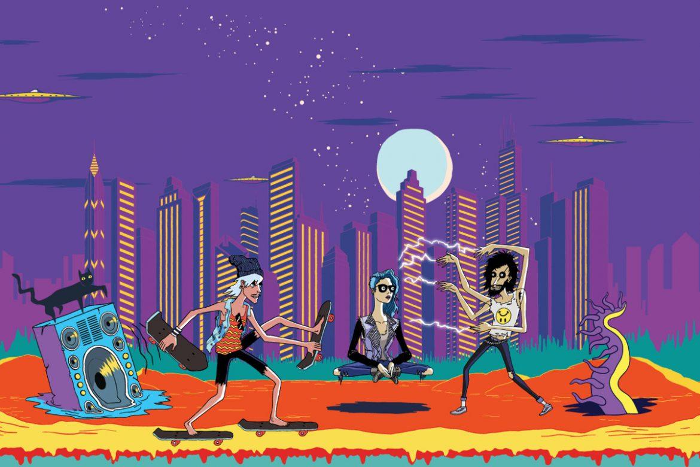 Festiwal Lollapalooza miał być celem ataku?