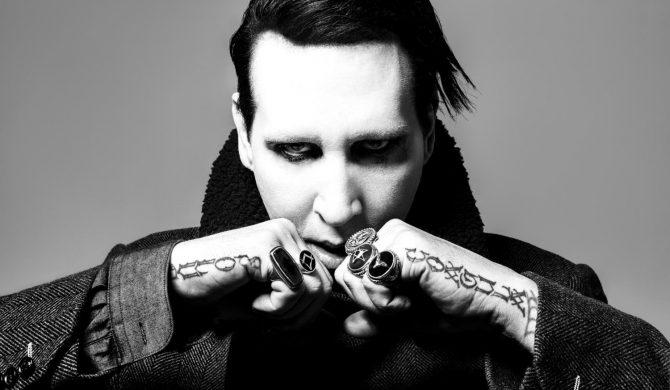"""""""We Are Chaos"""" – Marilyn Manson powraca z nowym materiałem"""