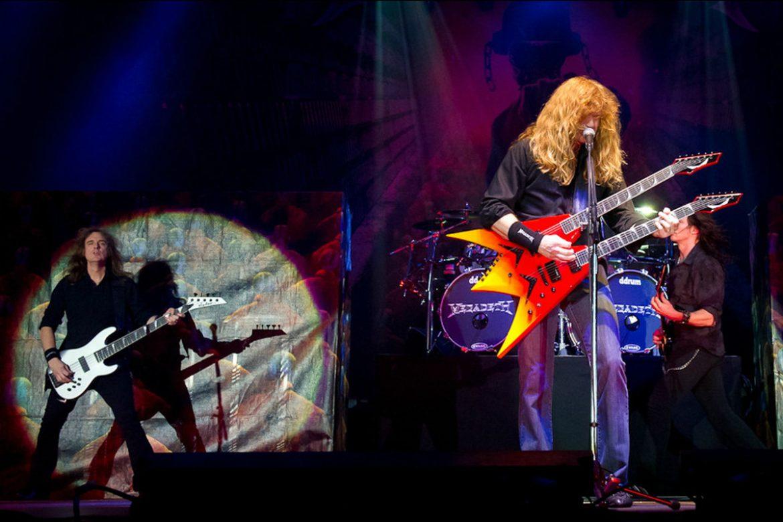 Five Finger Death Punch i Megadeth na wspólnym koncercie w Polsce