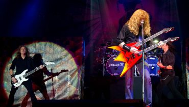 Dave Mustaine ma raka. Lider Megadeth wydał oświadczenie