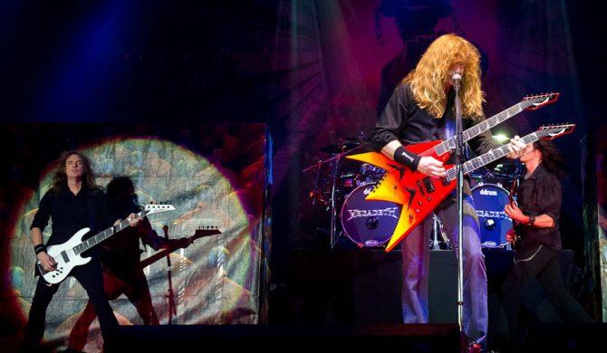 Megadeth wznawia kolejne płyty