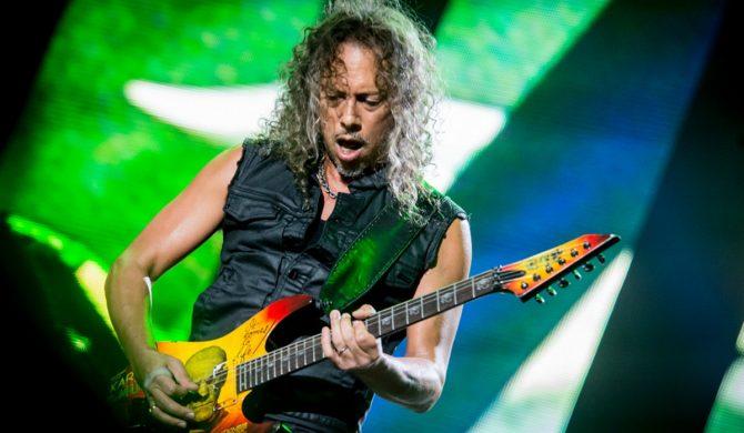 Metallica gra wielki przebój Oasis (wideo)